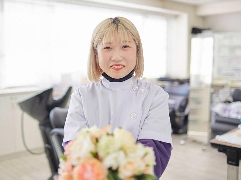 大谷 珠璃さん 埼玉県立いずみ高校 出身声