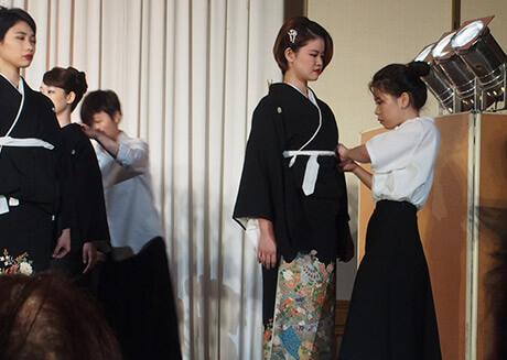 全日本婚礼美容家協会コンテスト