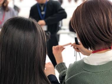 メイク 理想の眉毛を手に入れよう&ワインディング マリー生が教えるパーマテクニック