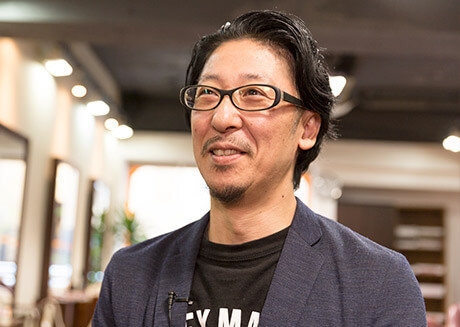 臺 伸一郎さん