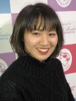 奨学生に選ばれた松岡さん